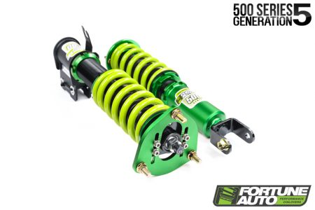 Fortune Auto 500 Series Coilovers - 370Z (Z34)