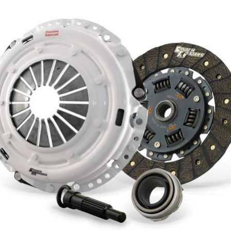 FX100 Single Disc Clutch (02025-HD00) - 2002 to 2005 A4 Quattro - 3.0L - B6