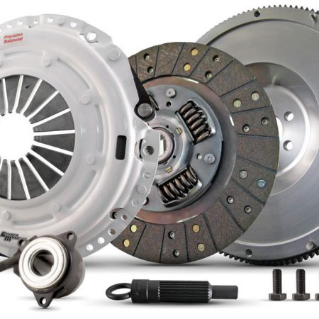 FX100 Single Disc Clutch w/ Flywheel (02017-HD00-SHP) - 2000 to 2006 TT Quattro - 1.8L - MK1 Turbo 6-Speed
