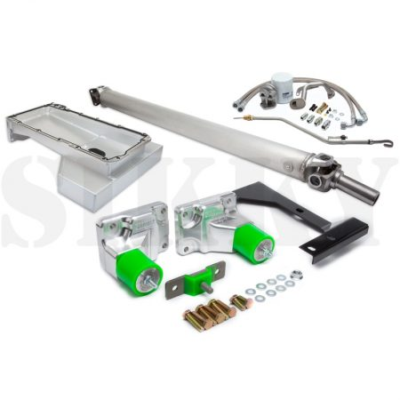 Sikky Nissan 240sx S14 LSX Mount Kit- Stage 1