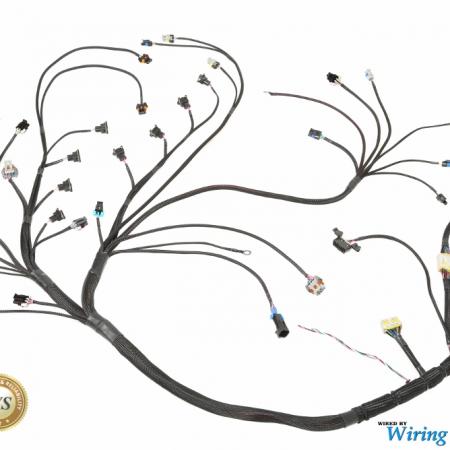 Wiring Specialties LSx / Gen IV 240sx S14 Wiring Harness