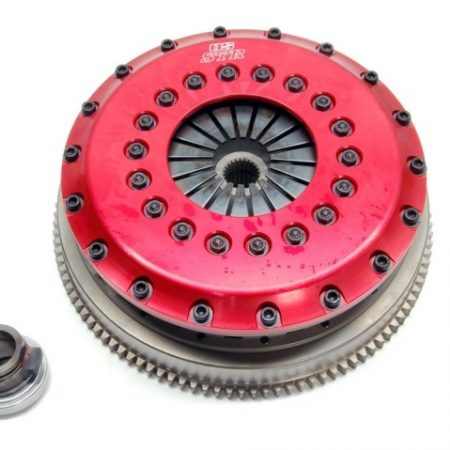 OS Giken Twin Plate Clutch - GTS2CD - NISSAN SKYLINE BNR32 RB26DETT