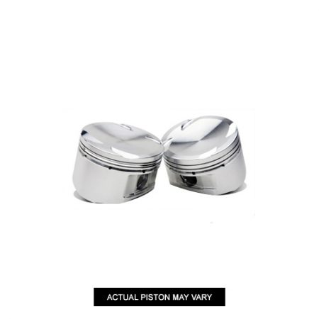 JE Pistons - B18A/B18B - B18C1/B20 Blk 84.0mm Bore 12.0:1 - B16A 10.3:1