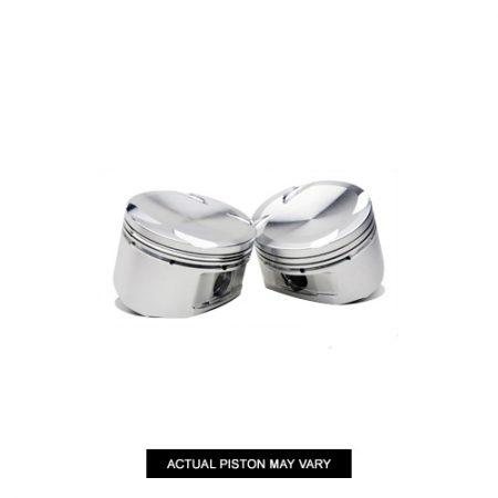 JE Pistons - B18A/B18B - B18C1/B20 Blk 84.5mm Bore 12.0:1 - B16A 10.4:1