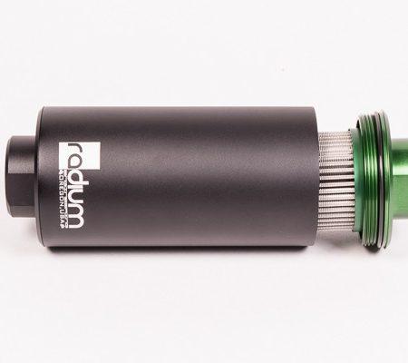 Radium 12 Micron Microglass Fuel Filter Kit