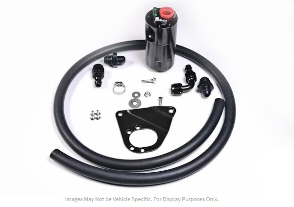 Radium Catch Can Kit for S2000 - Crankcase, All RHD and 2006-2009 LHD