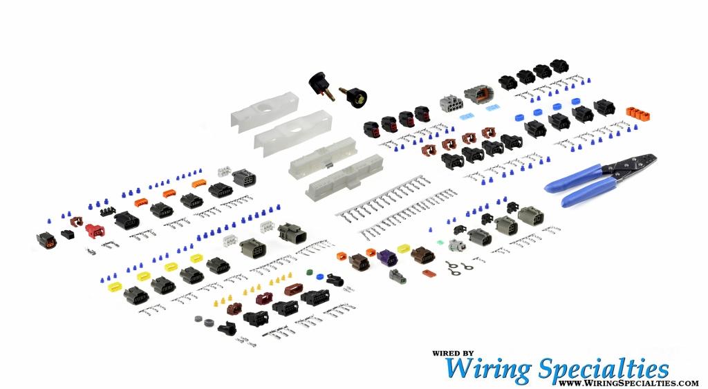 Wiring Specialties VH45DE Datsun 240Z Wiring Harness on