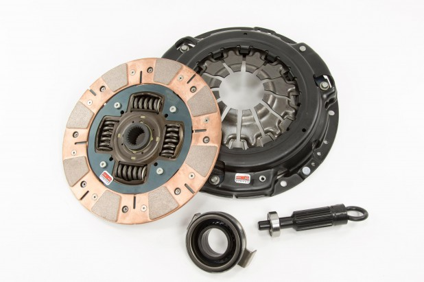 Comp Clutch WRX 2.5L Push Style Stage 3 Street/Strip Clutch Kit