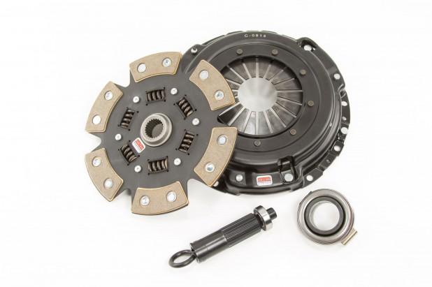 Comp Clutch EVO 7-9 4G63 Stage 4 Strip Series Clutch Kit