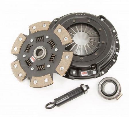 Comp Clutch H Series Stage 4 Strip Series Clutch Kit