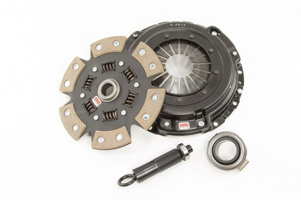 Comp Clutch B Series Small Spine Cable Stage 4 Strip Series Clutch Kit
