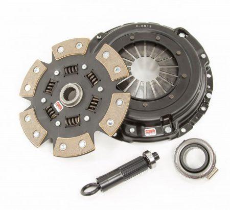 Comp Clutch VQ37HR Stage 4 Strip Series Clutch Kit - no bearing
