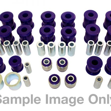 SuperPro WRX 10/2002-9/2002 Front & Rear Enhancement Bushing Kit