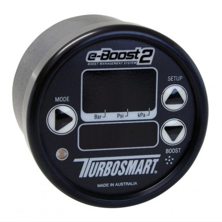 Turbosmart eB2 60mm e-Boost Gauge - Black