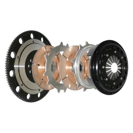 Comp Clutch STI 2.5T Pull Style M2 Ceramic 240mm Twin Disc Clutch