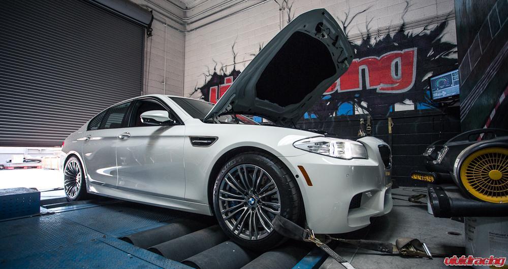 AP Tuned ECU Tuning Box Kit BMW M5 F10 4 4L V8 Turbo 50HP Gain