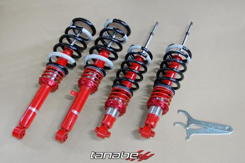 Tanabe Sustec Pro Comfort R Coilovers - Lexus GS300 (2006-2006)