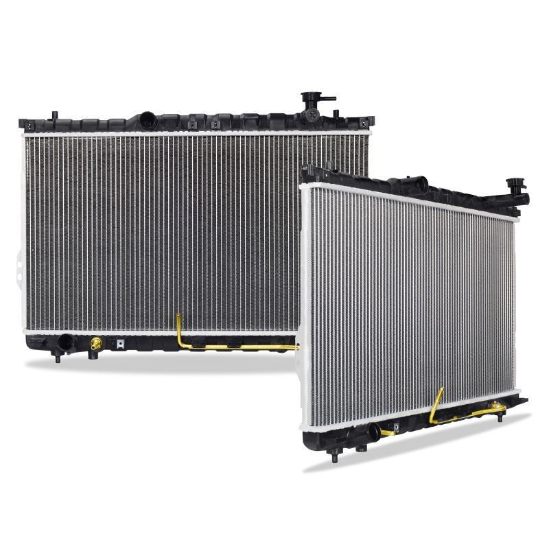 mishimoto 1998-2002 subaru forester radiator replacement – je import  performance