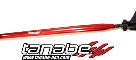 Tanabe Sustec Tow Bar (front) - Toyota Vitz RS (2001-2005)