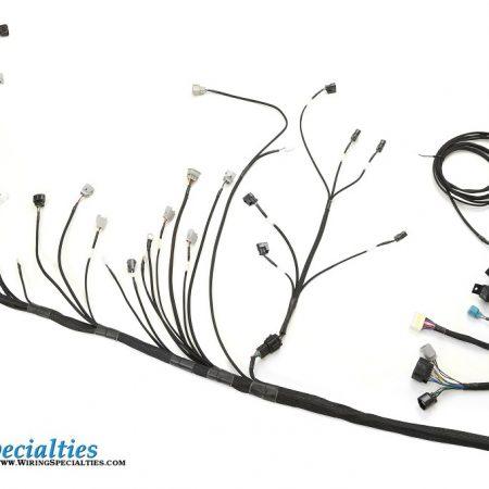 Wiring Specialties Universal 2JZGTE Wiring Harness