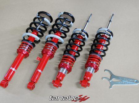 Tanabe Sustec Pro Comfort R Coilovers - Lexus GS350 (2007-2012)