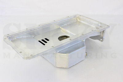Sikky LSx Oil Pan- Mid Sump Style 1