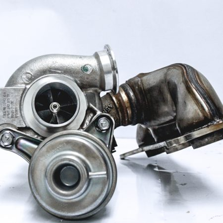 Agency Power Turbo Upgrade Kit 60+HP BMW 335i N54 08-10
