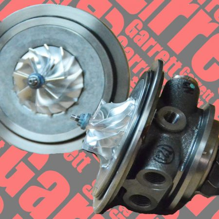 Agency Power Stage 1 Billet Wheel Cartridge Upgrade Twin Turbo Ford 3.5L Transverse Ecoboost