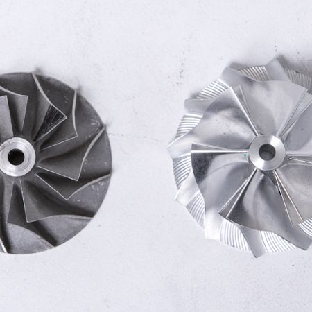 Agency Power Billet Turbo Wheel Upgrade Ford Focus ST 2.0L Ecoboost