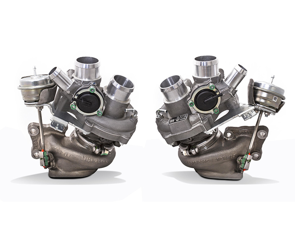 Agency Power Stage 1 Billet Turbo Upgrade Ford F150 Ecoboost