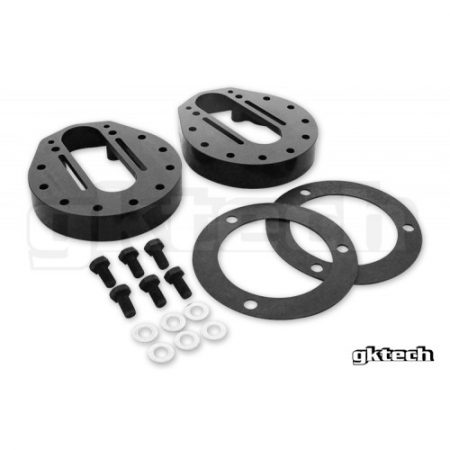 GKTech S-Chassis Offset Strut Tops