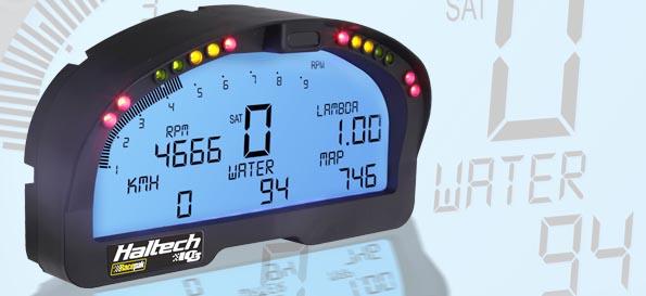 Racepak IQ3 Display Dash