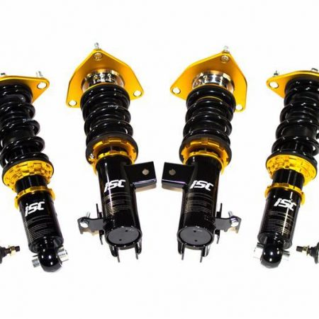 ISC Suspension N1 Coilovers - 07-UP Audi TT (2wd) (55mm front strut)