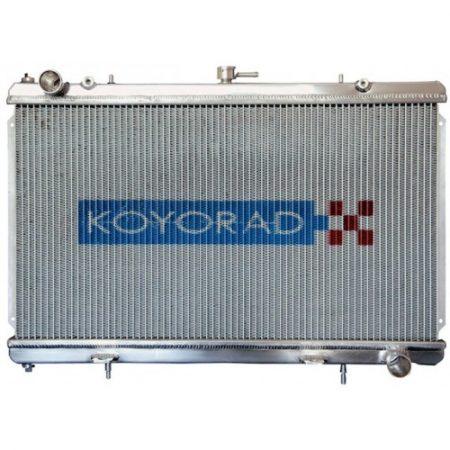 Koyo Aluminum Radiator: 12-15 Honda Civic SI