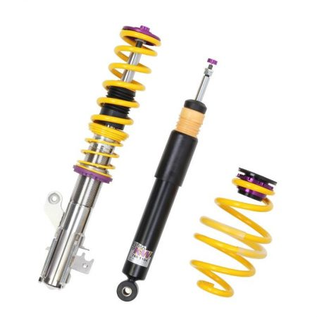 KW V2 Coilovers - VW Golf II / Jetta II (19E) 2WD all engines