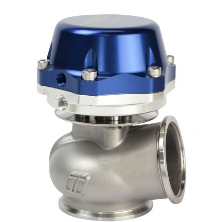 Turbosmart 50mm Pro-Gate Wastegate - 14psi Blue
