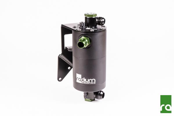 Radium Air Oil Separator for 08-14 Subaru WRX Sti
