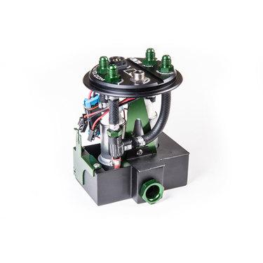 Radium Fuel Hanger for Subaru WRX Sti (for Aem 50-1200 E85, Aem 50-1000 Gas Pumps)
