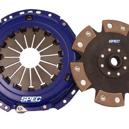 Spec Stage 5 Single Clutch Kit – 2005-2006 Volvo S40 T5 (2 5L) – JE
