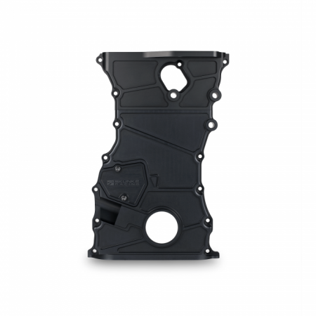 Skunk2 Timing Chain Cover - K24 Engine, Black Anodized