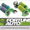 Fortune Auto 500 Series Coilovers - 370Z (Z34)