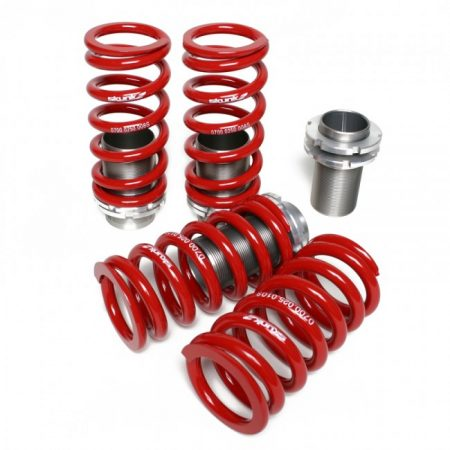 Skunk2 Coilover Sleeve Kit - Drag Launch Kit / 1988-00 Civic, Crx, Del Sol - *Off Road Use Only*