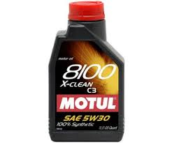 Motul 8100 X-CLEAN 5W30 - 1L