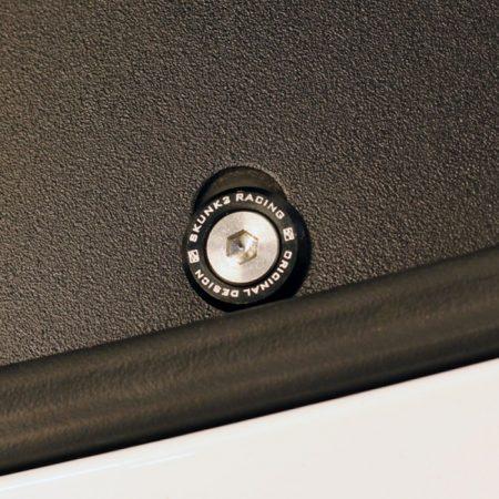 Skunk2 Fender Washer Kit - Black Anodized