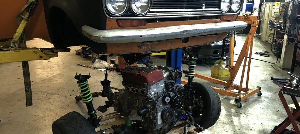 Engine Swaps – JE Import Performance