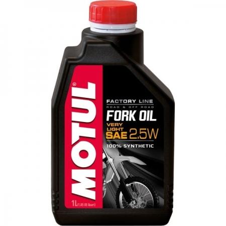 Motul Factory Line Fork Oil V L 2.5W | 1L