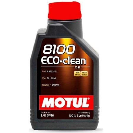 Motul 8100 ECO-CLEAN+ 5W30 | 1L