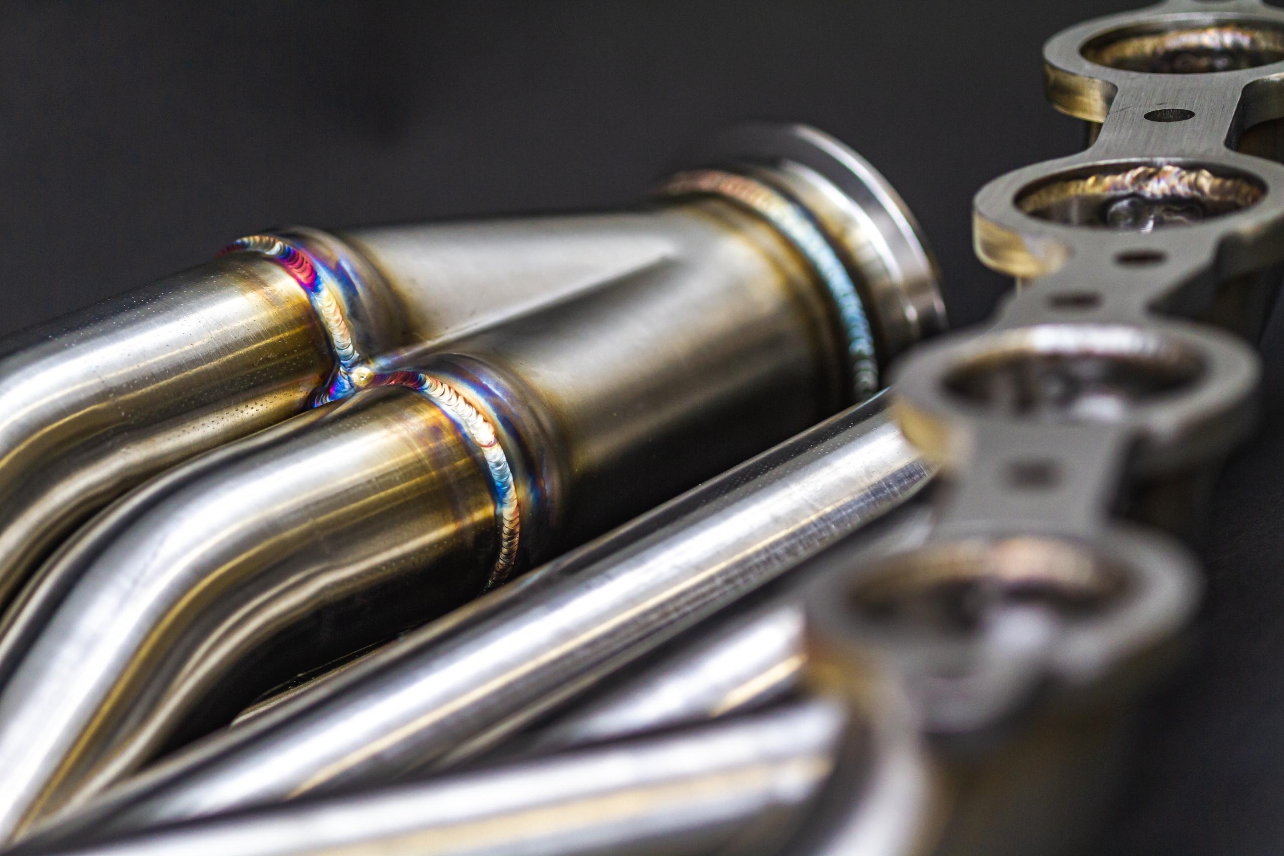 Sikky Infiniti G37 LS Swap Headers - Stainless Steel Pro Series