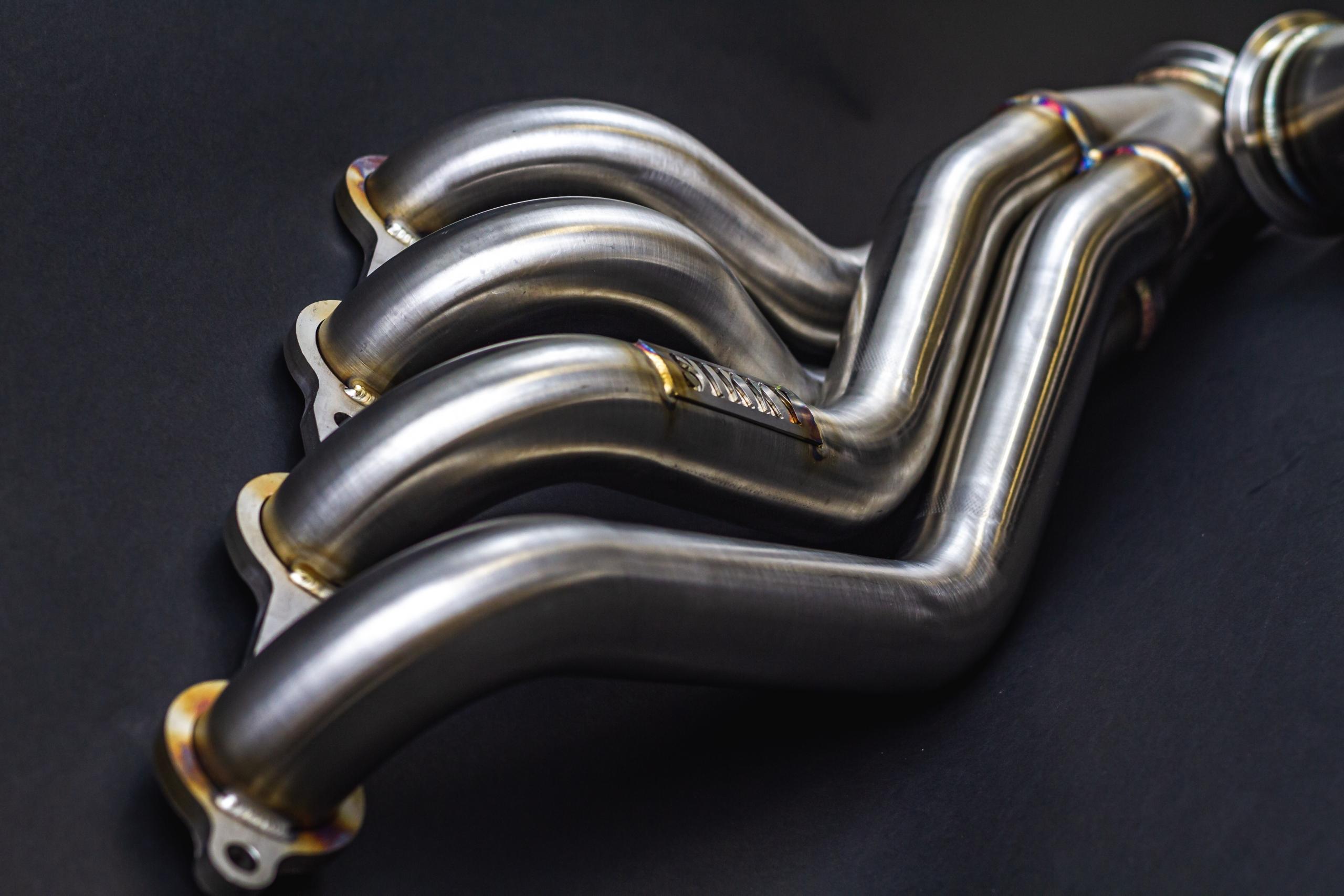 Sikky Infiniti G35 LS Swap Headers - Stainless Steel Pro Series