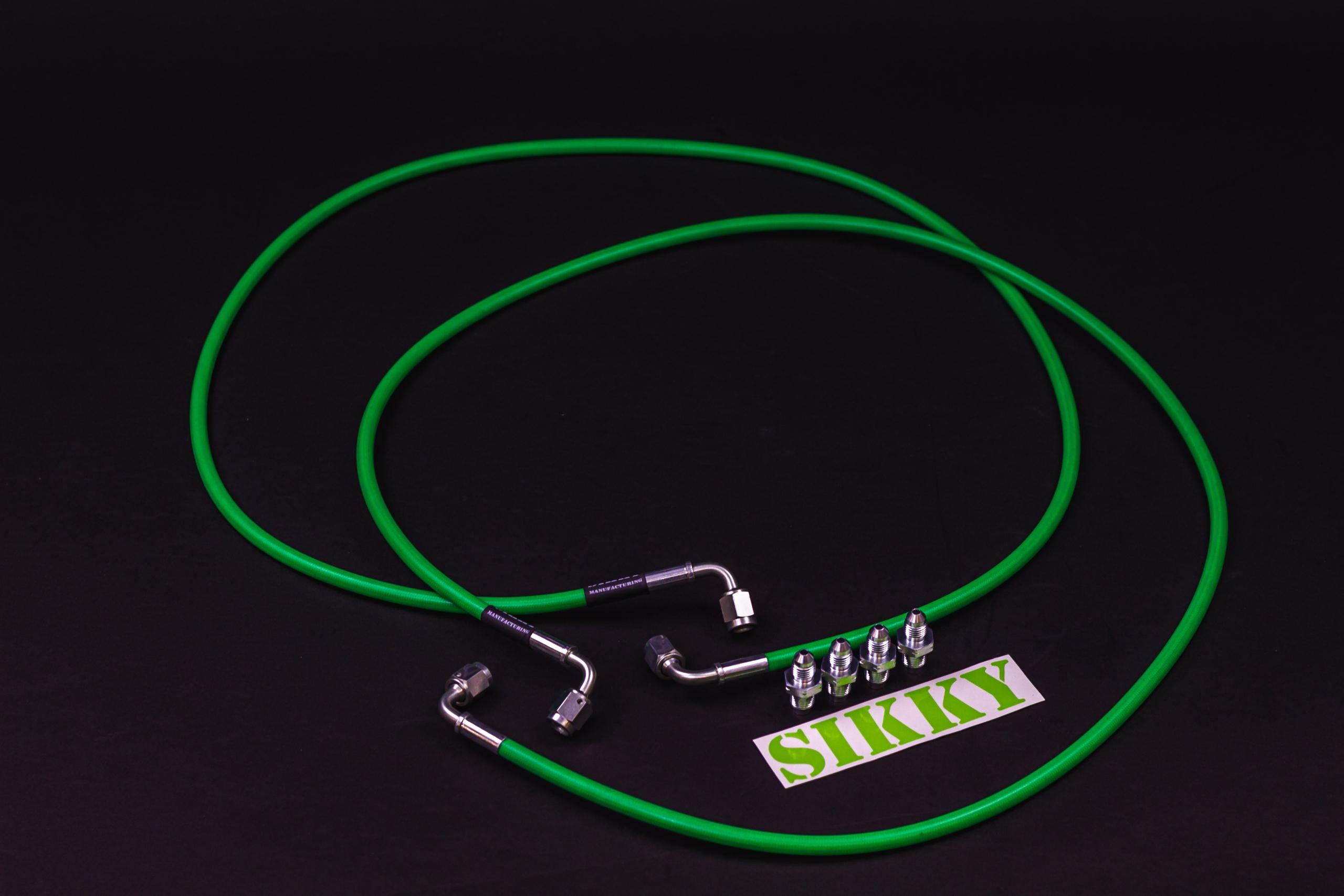 Sikky FRS/BRZ Brake Line Kit